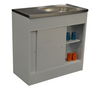 Sink Unit Single Bowl 900 X 460 Stu 001 Moves3